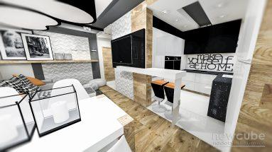 aranzacja wnetrz projekt architekt new cube 14